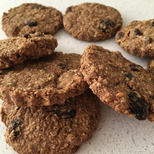 Classic Oat Cookies