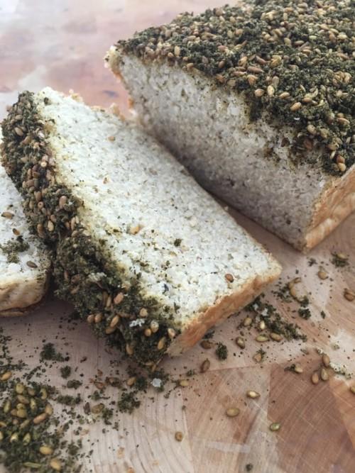 Zaatar Bread