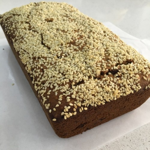 Fruit Loaf (Gluten Free)